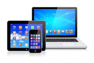 Smart Phone, Tablet, Desktop